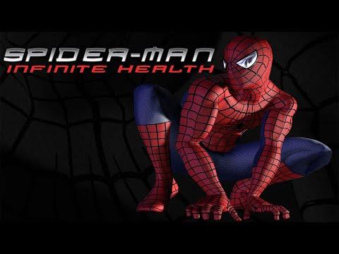 Spider-Man The Movie Game FULL Playthrough (Infinite Health)