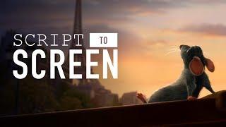 Anton Ego Tastes Ratatouille   Script to Screen by Disney•Pixar