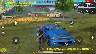 CLASH SQUAD PRANK WITH RANDOM PLAYERS IN FREE FIRE LIVE!!