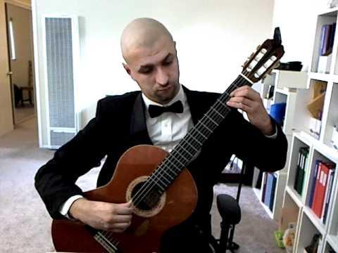 Mudarra, Alonso - Fantasia No 10 (guitar)