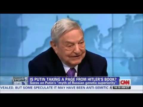 George Soros Prediction 2015 On Ukranie And Russia