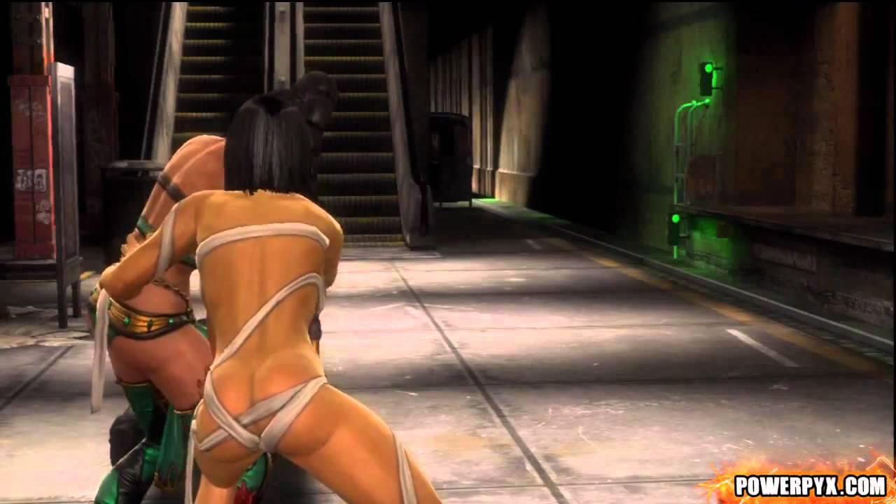 Mileenas spinning fatality showcased in new Mortal Kombat