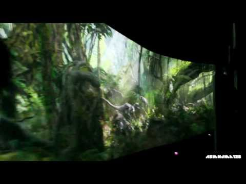King Kong 360 The Ride In Hd - Pov At Universal Studios Hollywood - Clear Hd video
