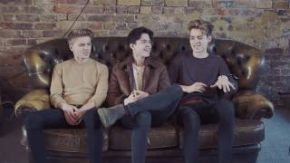 Download Lagu Cold Water - Major Lazer Feat Justin Bieber (Cover by New Hope Club) Gratis STAFABAND