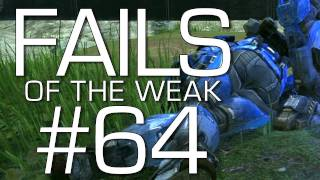 Halo: Reach - Fails of the Weak Volume 64 (Funny Halo Bloopers and Screw Ups!)