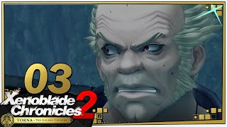 Xenoblade Chronicles 2 Torna ~ The Golden Country (Blind) Episode 3: A Grave Situation