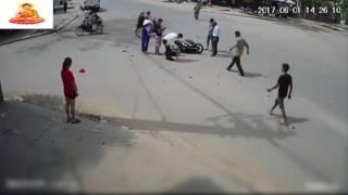 Tai nạn đầy thương Tâm