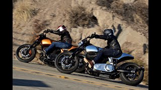 "Arch Motorcycle KRGT-1 ""It Delivers"""