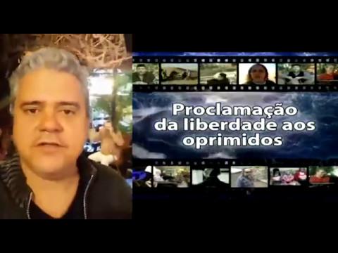 Abertura do Papo de Graça. - 11/05/2017 - Com cenas de bastidores.