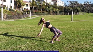 TABATA Style HIIT Workout - Fat Burning Cardio HIIT Workout: No Equipment
