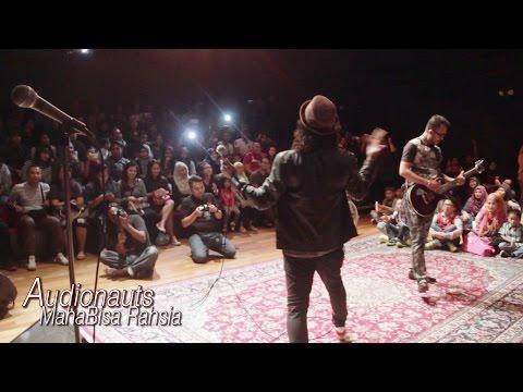 Singa Maksima LIVE!   Audionauts   Mahabisa Rahsia