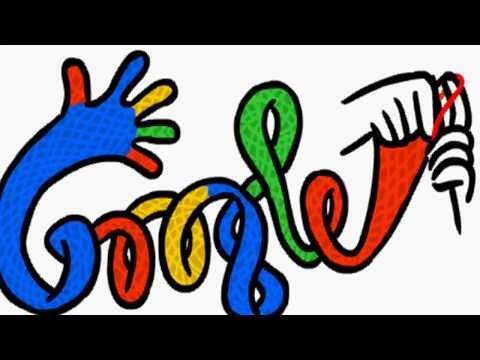 Winter Solstice Google Doodle 2013