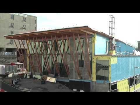 Gateway Center LEED Plaque Unveiling