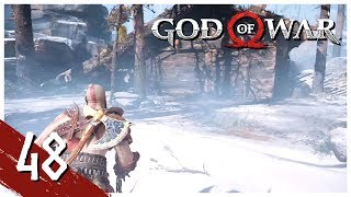 GOING HOME | God of War | Part 48 [Blind Let's Play Gameplay, PS4]