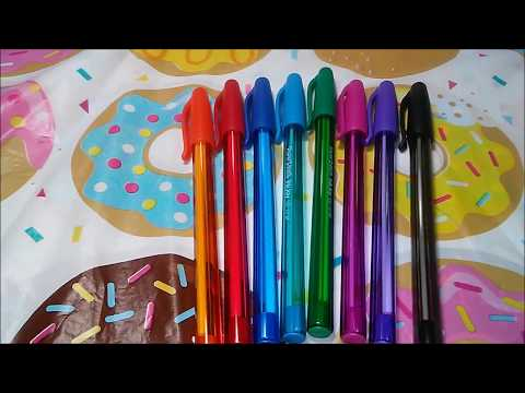 Monday Review Papermate Inkjoy Ballpoint Stick Pens