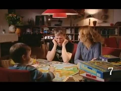 Kesslers Knigge - 10 Coisas - Jogar com a Família