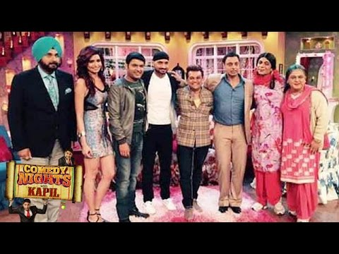 Shoaib Akhtar & Harbhajan Singh On Comedy Nights With Kapil | WORLD CUP SPECIAL EPISODE