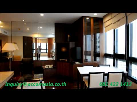 1 bedroom FOR RENT PRESIDENT PLACE CONDO IN BANGKOK – SUKHUMVIT / PLOENCHIT RACHADAMRI-BTS