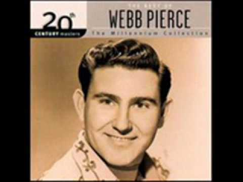 Webb Pierce - Called My Name In Prayer