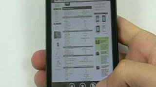 LG Optimus 7 - internet, mapy, Office, Xbox live