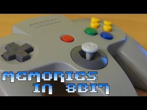 Nintendo 64 Controller repair -*- Memories in 8Bit