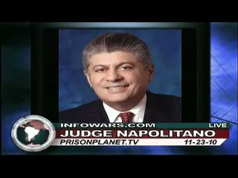 Judge Andrew Napolitano WTC7 brought down on purpose.flv