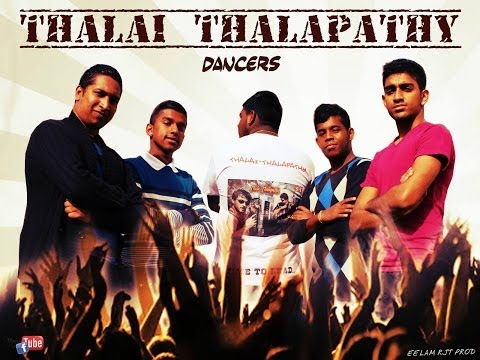 THALAI THALAPATHY DANCERS - NEW DANCE TEAM  ( OFFICIAL VIDEO...