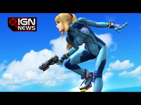 Samus Gets Pretty Skimpy in New Smash Bros. Costume - IGN News