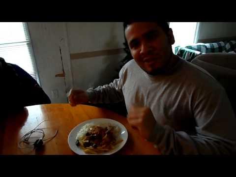 Comida peruana! (18/12/2012)