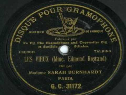 (Rare!) Sarah Bernhardt - Excerpts from 'La Samaritaine'  (1903)
