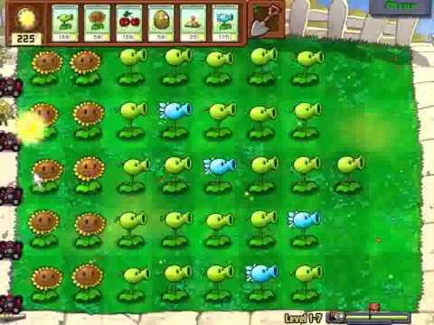 Plants vs Zombies Part 2