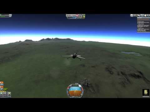 Kerbal Space Program Kareer Part Seven - Are We There Yet?