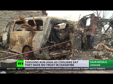 In Truce No Trust: E.Ukraine militia on high alert despite ceasefire