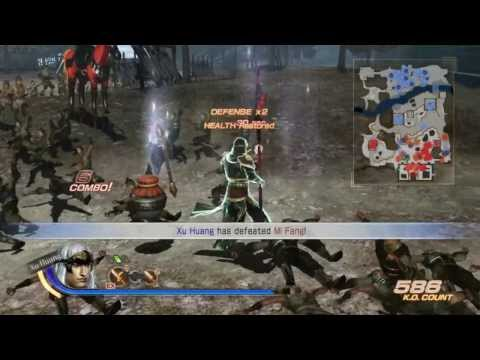 Let's Play Dynasty Warriors 7 Xtreme Legends [German] part 13 So kam Guan Yu zu Cao Cao