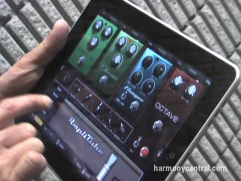 IK Multimedia AmpliTube for iPad, iPhone, and iRig at Summer NAMM 2010