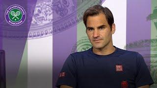 Roger Federer - Losses hurt more | Wimbledon 2018