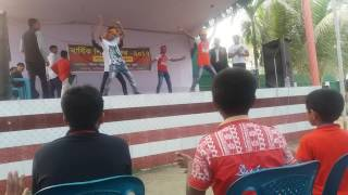 bangla new concart dance