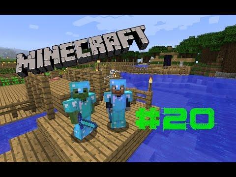 Minecraft Хардкор #20 Ремонт!