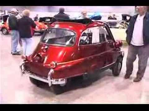 1958 BMW Isetta Profile - Sports Car Market Magazine