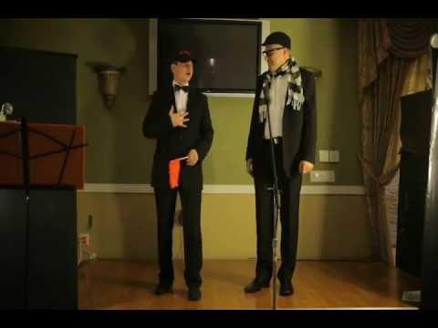 2012 Russian Comedy Club LA - СТЭМ: Сказки СССР