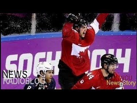 Canada Defeats Team USA 1-0 Mens hockey..Sochi 2014 ..
