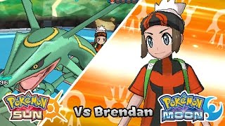 Pokémon Title Challenge 36: Brendan (Game Edited)