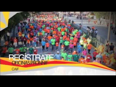 Participa en la Carrera Actívate Coahuila Infantil en Acuña