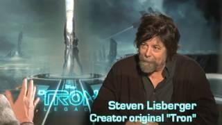 Steven Lisberger Tron Legacy Interview By Scott Hettrick November 2010