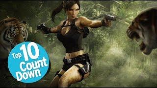 Top 10 Tomb Raider Games