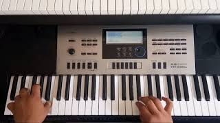 How To Play Emotional Music || Sad Music || Casio Ctk-6300in,7300in