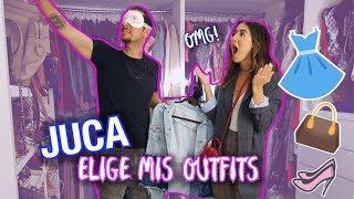 Reto: Escoge mis outfits Ft. JUCA // Pamallier
