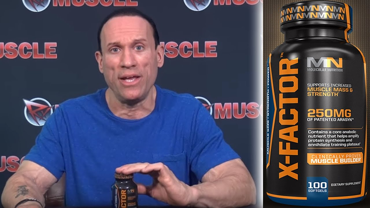 Want to Build More Muscle This Supplement Can Help