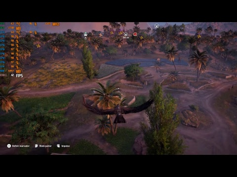 Assassin's Creed: Origins  FX 8350 - GTX 970 4GB CONFIGURATION FOR 60 FPS