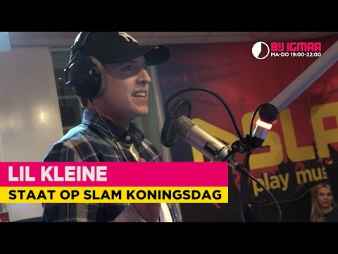 Lil Kleine doet 'Je Gaat Zo Dik' live! | Bij Igmar
